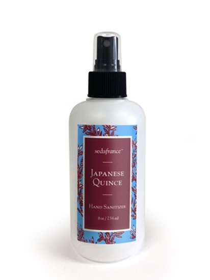 Japanese Quince Hand Sanitizer