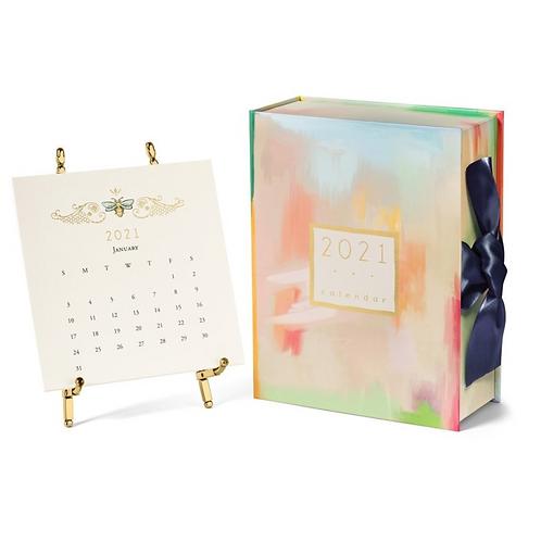 2021 Tabletop Calendar