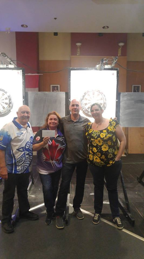 Mixed Doubles Joint 3rd