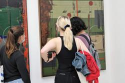 Pedro Sousa Louro at STARTnet 2020 at the Saatchi Gallery