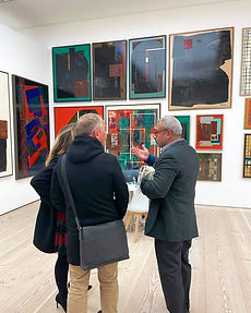 PRIVATE VIEW Saatchi Gallery by the annual exclusive exhibition START Art Global 2021