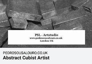 Award winning artist Pedro Sousa Louro