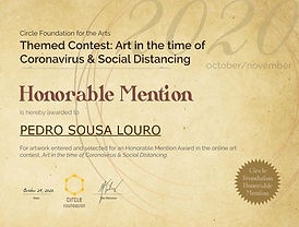 CFA Contest Honorable Mention | Pedro Sousa Louro