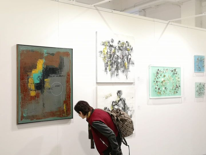 Affordable Art Fair Milan Italy