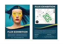 Design District for another fantastic showcase. Exhibition dates: 4th - 27th Nov Private View: 4th Nov www.fluxexhibition.com