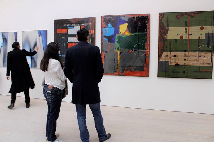 Saatchi Gallery STARTnet 2020