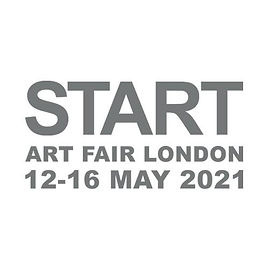 Pedro Sousa Louro at the START Art Global  Annual Exhibition 12th to 16th May 2021 Saatchi Gallery STARTnet Home London