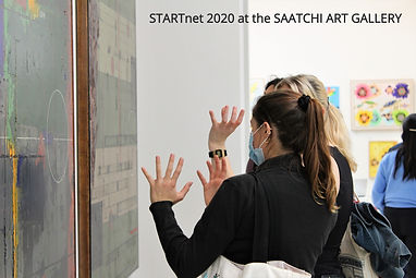Pedro Sousa Louro at the Saatchi Gallery by STARTnet