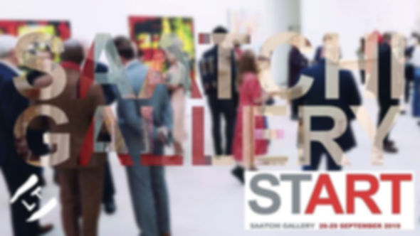 START ART FAIR 2020 at  SAATCHI ART GALLERY  | Sept the 9th