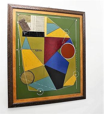 Pedro Sousa Louro artwork awarded with Honourable Mention Award