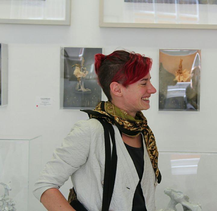 Irene Raspollini_FLUX Exhibition Summer 2017