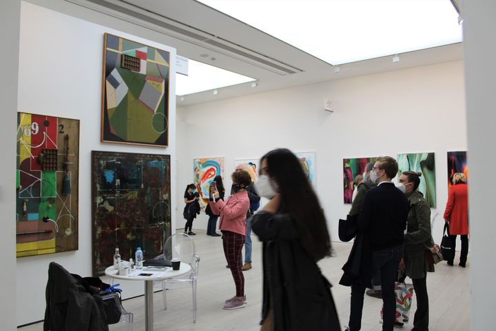 Saatchi Gallery STARTnet 2020