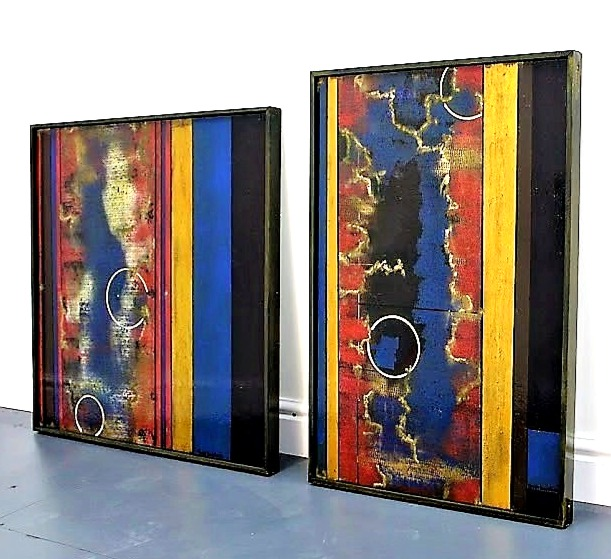 Both sold to a London Buyer