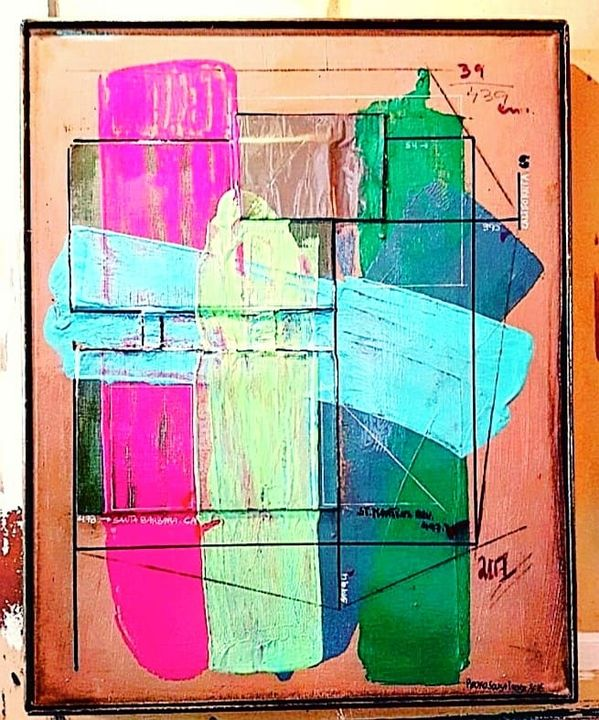 Sold to a Sao Paulo Brazil Art Collector