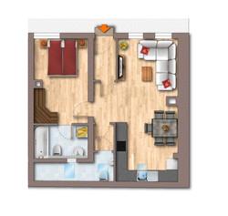 Bottom House WE 1