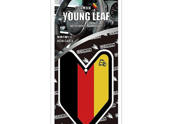 Treefrog Young Leaf - NewCar X