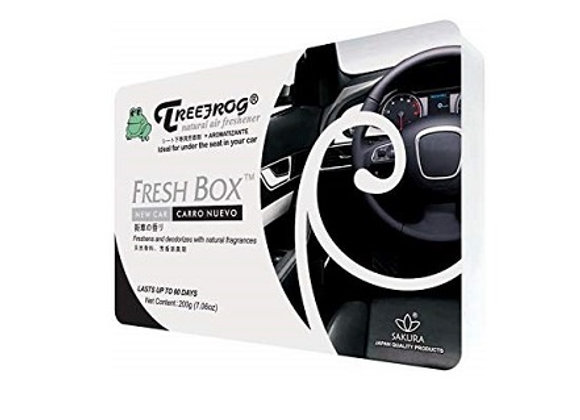 Treefrog Fresh Box - New Car