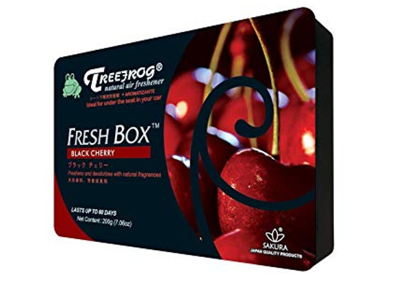 Treefrog Fresh Box - Black Cherry