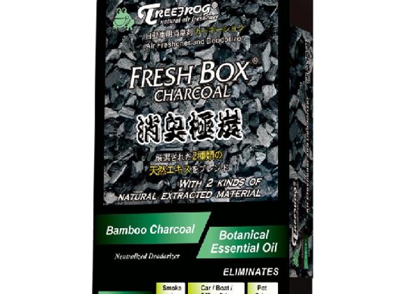 Treefrog Fresh Box Charcoal - New Car