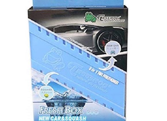 Treefrog Freshbox Duo - Squash & New Car