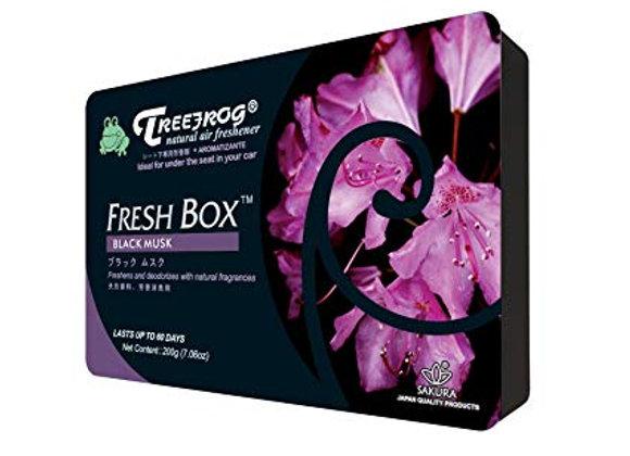 Treefrog Fresh Box - Black Musk