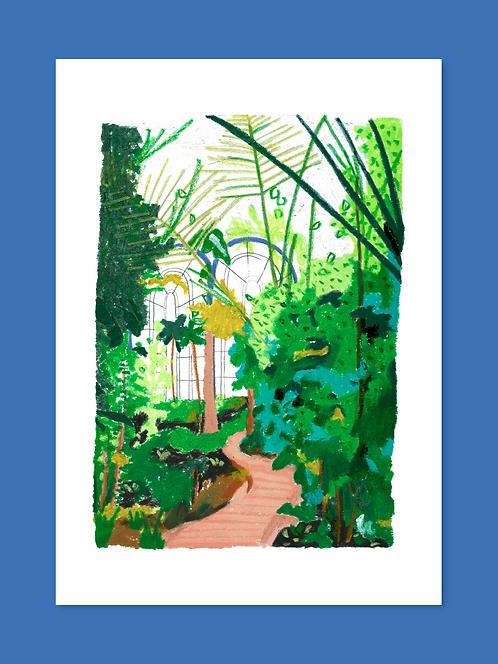 Serre Tropicale