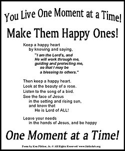 You Live One Moment at a Time M.jpg