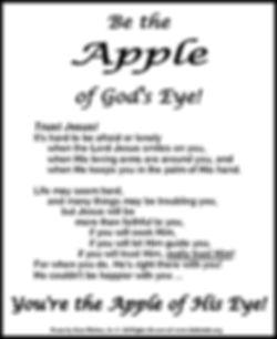 Be The Apple Of God's Eye.jpg