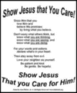 Show Jesus that You Care.jpg