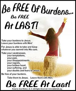 Be Free Of Burdens Be Free At L.jpg