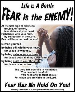 Life is A Battle Fear Is The En.jpg