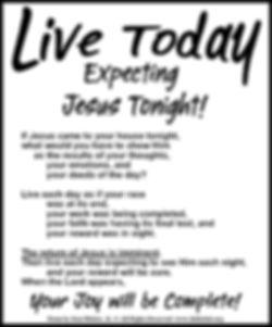 Live Today Expecting Jesus Toni.jpg