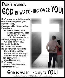 Don't Worry God Is Watching Ove.jpg