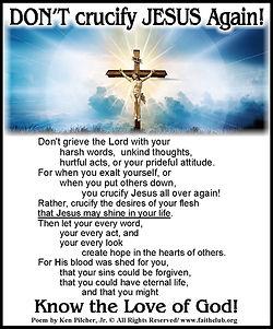 Don't Crucify Jesus Again.jpg