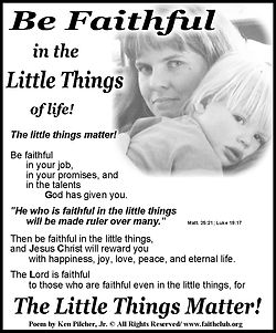 Be Faithful In The Little Thing.jpg