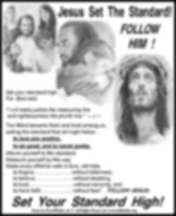 Jesus Set The Standard Follow H.jpg