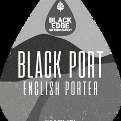 Black Port Porter 4.6%