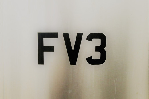 good old fermenting vessel No3...my favourite (!?)