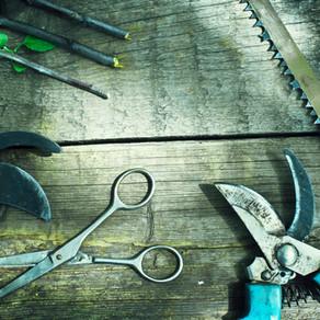 4 Parallels To Theatre: 1) Gardening