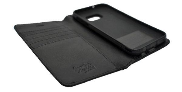 Vegetable Tan Leather Samsung Case