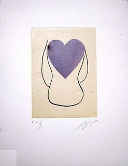 """""""noia d'esquena II""""Unframed, 2006"""