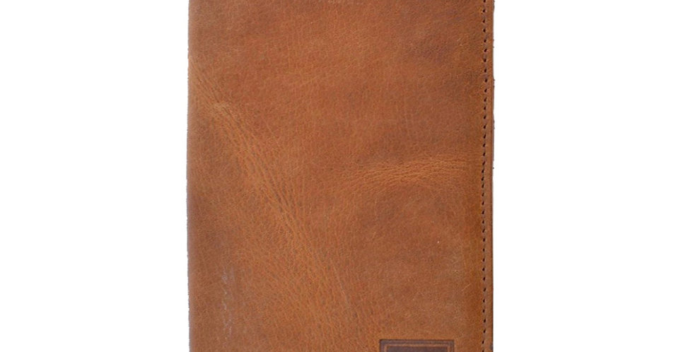 Rustic Leather Samsung Case