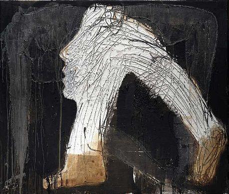 Lion-like female, 2008
