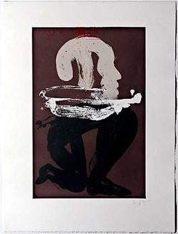"""""""de rodillas"""", 2007"""