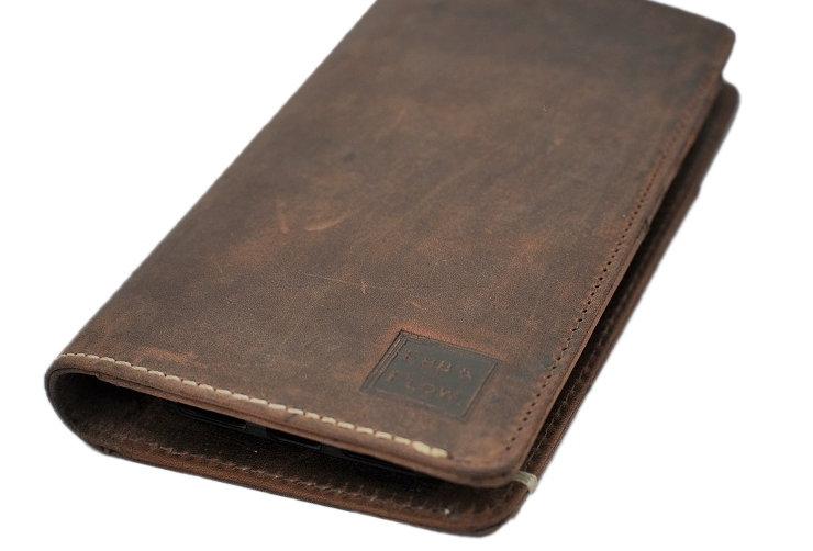 Rustic Nubuck iPhone 6/7/8 Case