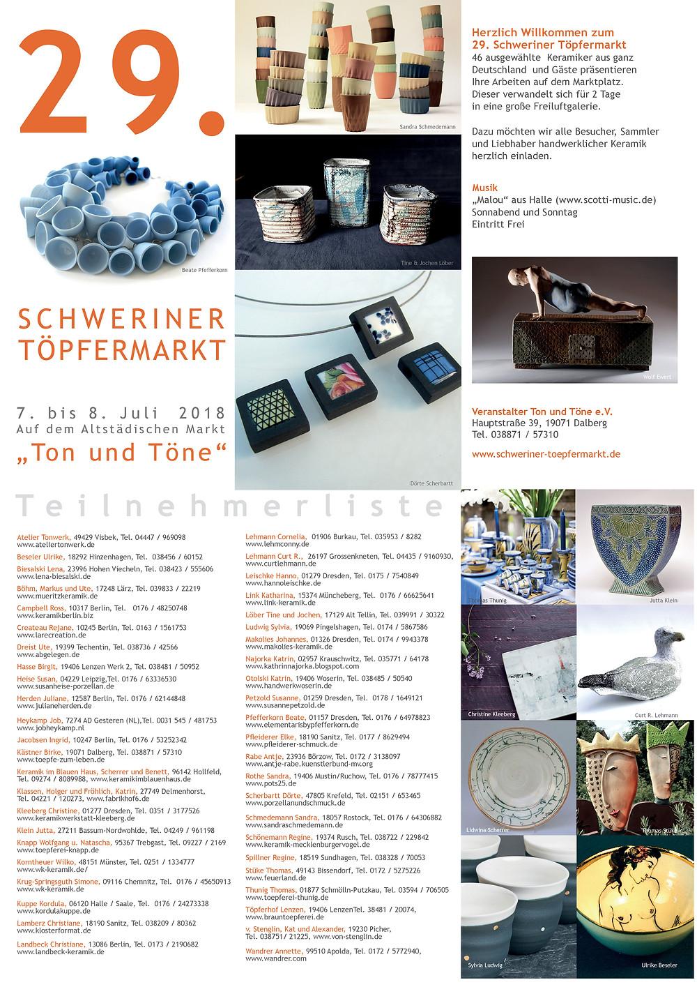 Schweriner Töpfermarkt2