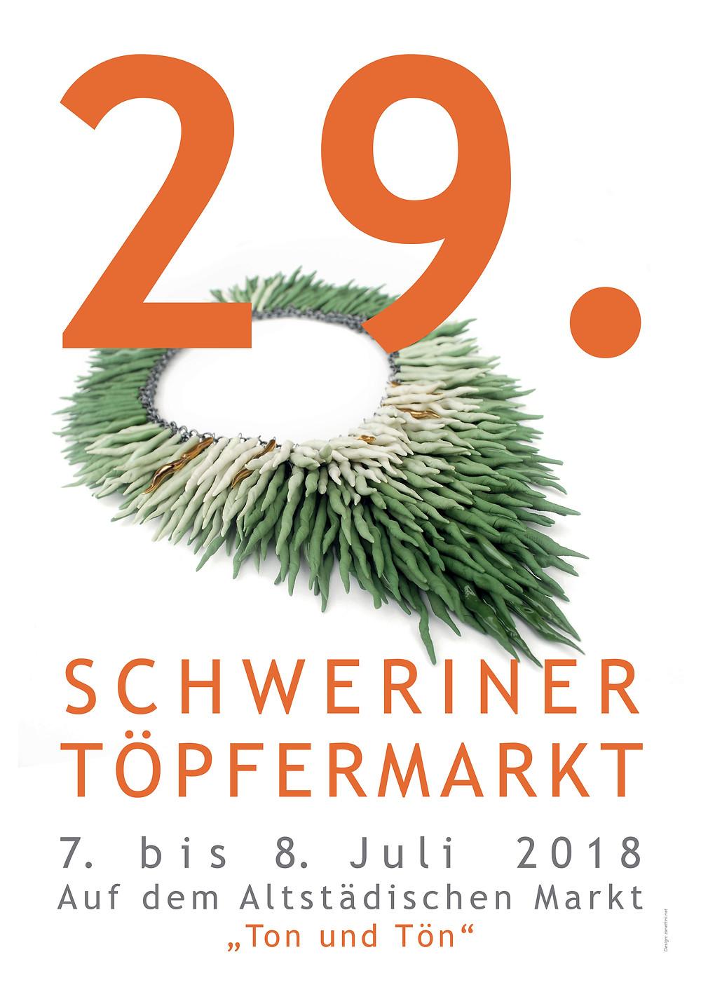 Schweriner Töpfermarkt