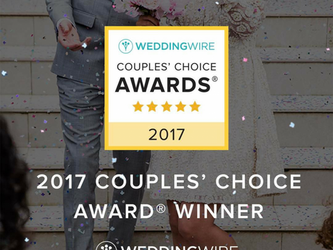FTK~Konnect Events Received WeddingWire Couples' Choice Award!