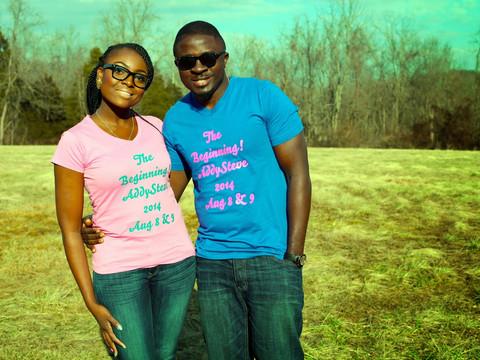 Wedding Alert: Adeola and Stephen