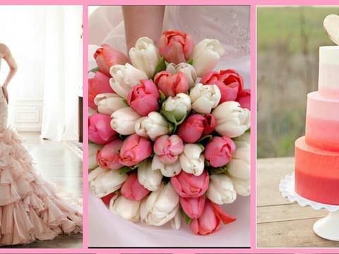 Valentine's Day Wedding Inspo